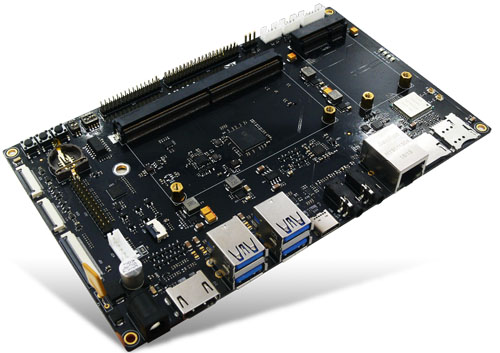MYD-JX8MX Development Board