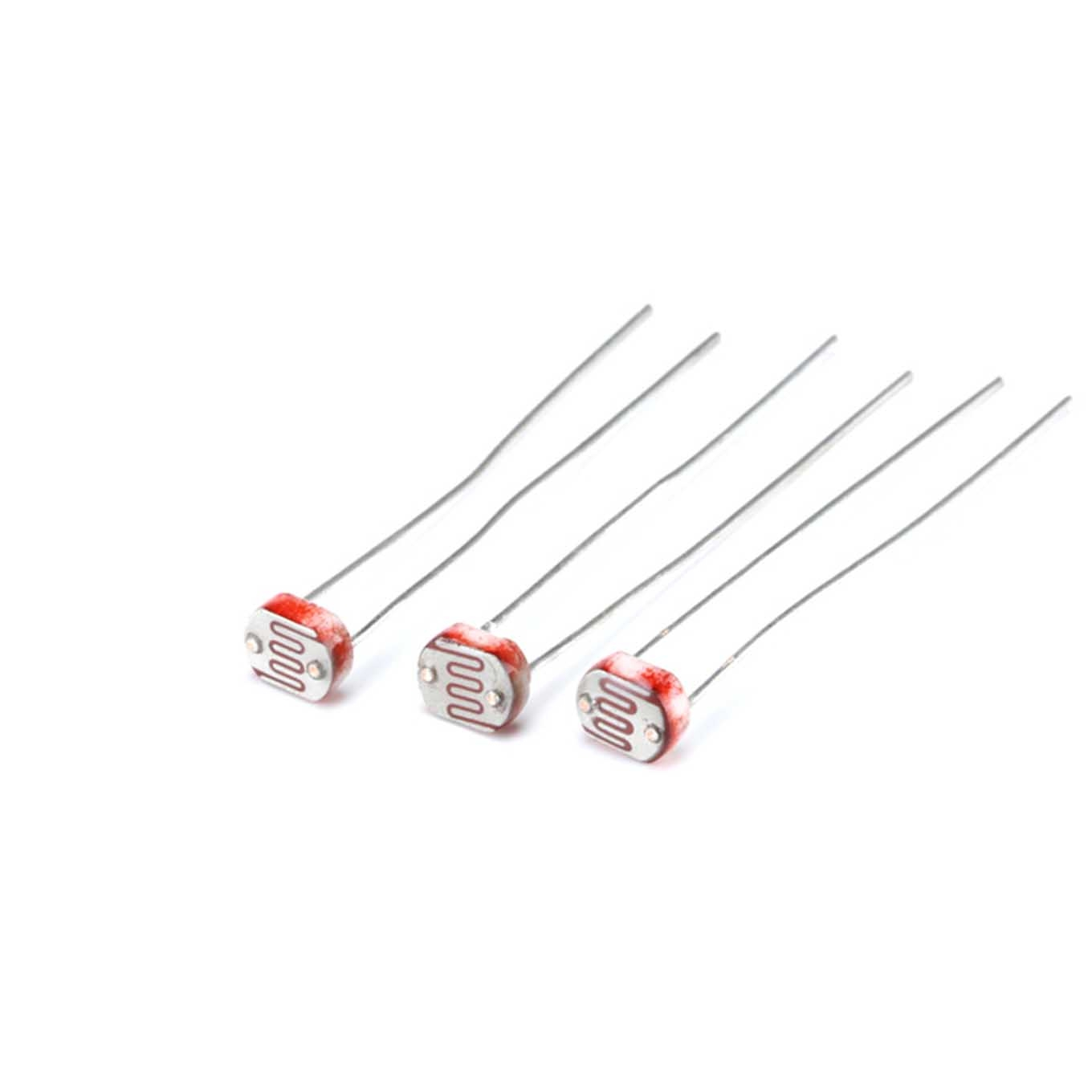 Photosensitive resistor 5528 5MM 10pcs/pack