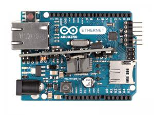Arduino Ethernet Shield Rev3 with PoE