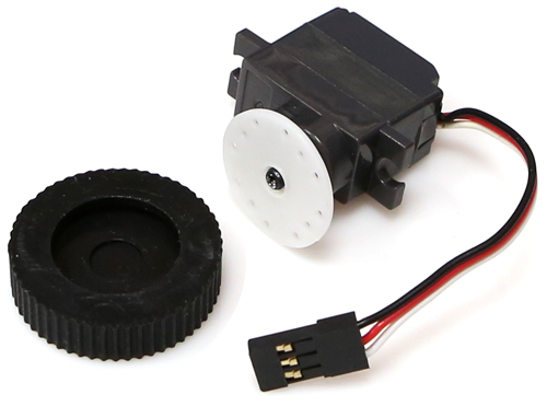 Servomotor Continuous Rotation(360)