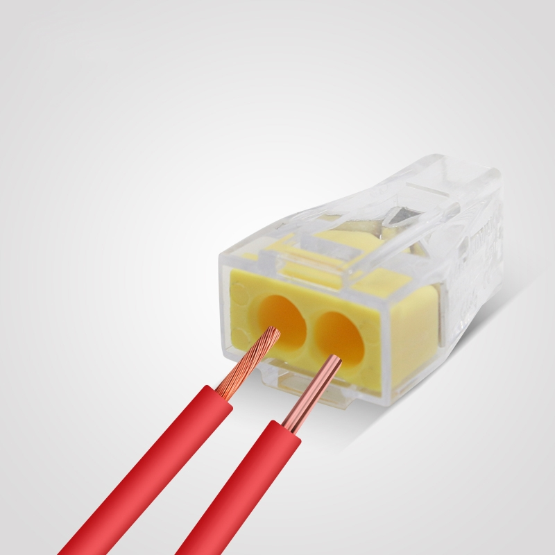 PCT-102 Push Splice Cable Connector Conductor