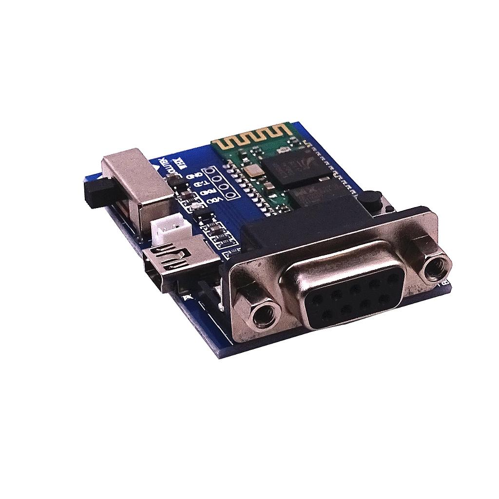 RS232 Bluetooth Serial Adapter Communication module
