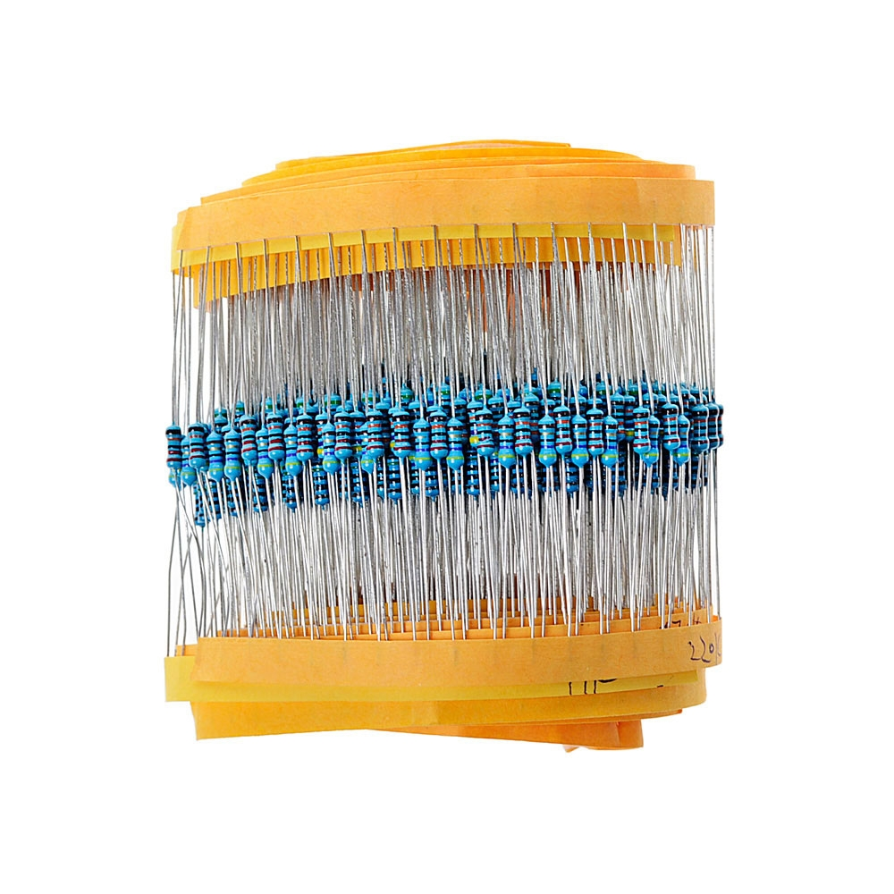 Resistor Kit 30 kinds X 20 pcs