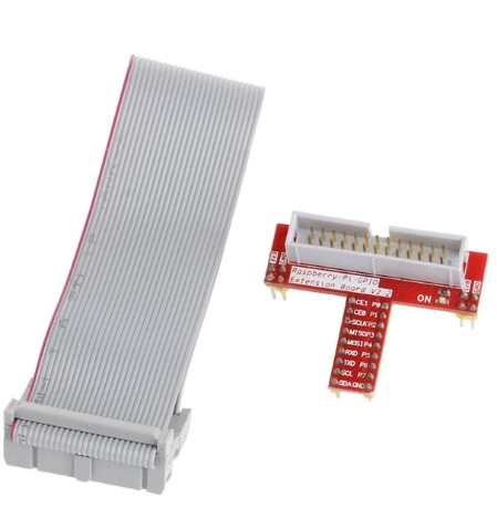 GPIO Extension Board + 26 pin Connection Cable For Raspberry Pi