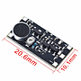 FM Wireless Microphone Surveillance Transmitter Module